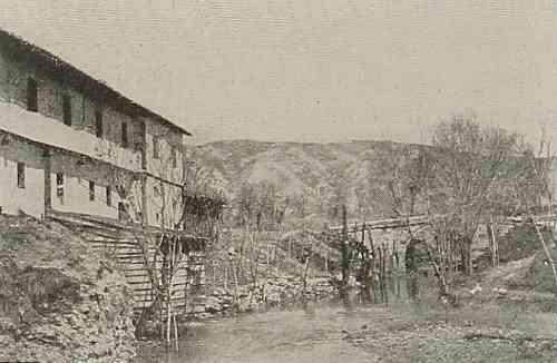 Riffat Pasha mill – Sebastia