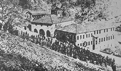 Surp Hagop Monastery – Hajen