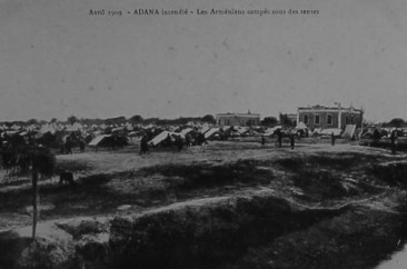 Adana pogrom survivors