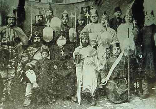 Theatre company of Everek