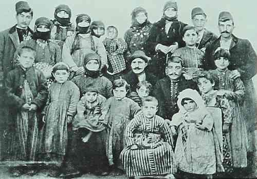 Patem Armenian family