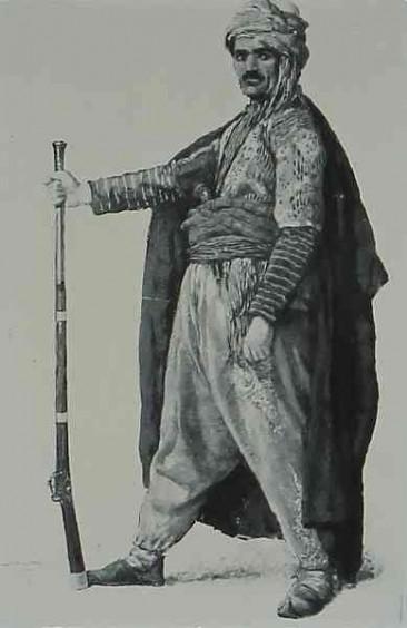 Warrior from Zeytun