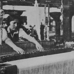 Weaving factory in Erevan