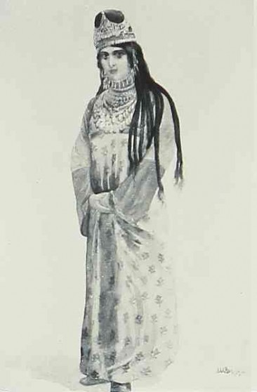 Woman from Vaspurakan