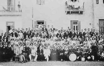 Young Armenian graduates – Cairo