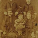 Armenian family of Kesaria 1890