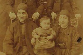 Armenian family – Kesaria 1890