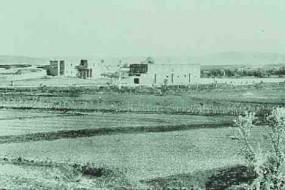 Hentsor village near Arpavut