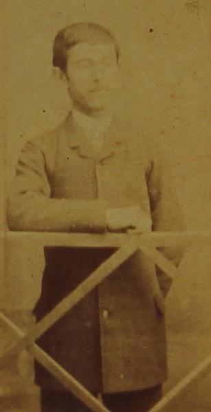 Krikor Gumuchian – 1886