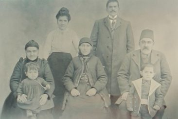 Vezirian family – Talas 1907