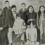 Armenian family - Sebastia 1907