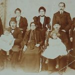 Armenian family - Constantinople