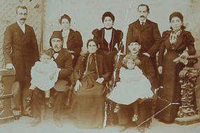 Armenian family – Constantinople