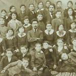 Aram Manukian school of Ordu - 1902