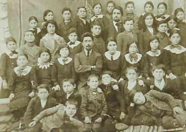 Aram Manukian school of Ordu – 1902