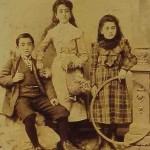 Ispirian children - 1902