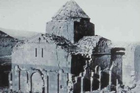 Armenian Church of Saint Sarkis – Tekor 1910