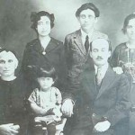 Armenian family - Alep 1925