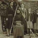 Armenian family Kurdian - Gurin 1925