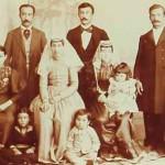 Armenian family - Teheran 1898