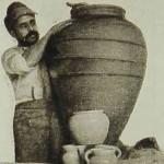 Armenian potter - 1906