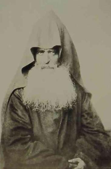 Armenian religious man – 1859