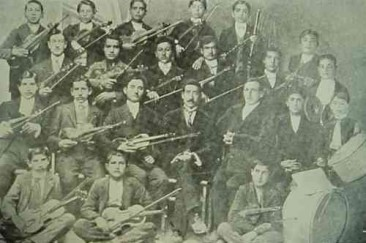 Armenian school of music