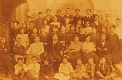 Armenian school