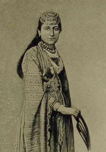 Armenian woman – Garin 1906