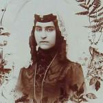 Armenian woman - Teheran 1900