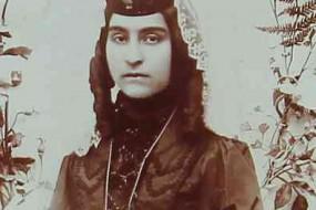 Armenian woman – Teheran 1900