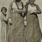 Armenian women - Bitlis 1906