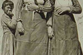 Armenian women – Bitlis 1906