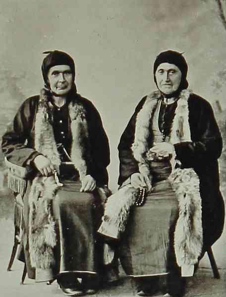 Armenian women – Garin 1906