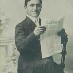 Young Armenian man - Samson 1929