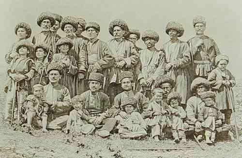 Armenians – Digh 1891