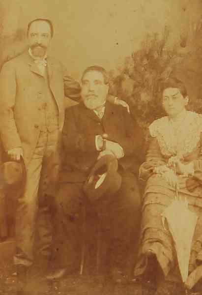 Avedik Babayan with the Konstaniants