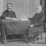 Avedis Kostandian and Mardiros Karakachian