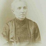 Unidentified woman - 1905