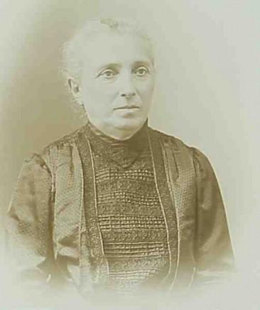 Unidentified woman – 1905