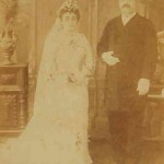 A.F. Dedefdjian in Scutari - 1892