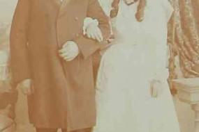 Cabinet-portrait – Teheran 1902
