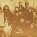 Celebration of the birth of Jesus Christ - 1916