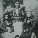 Armenian costumes of Hajen