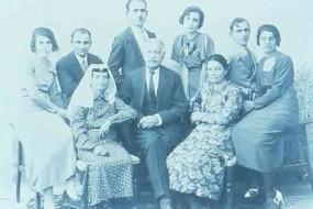 Armenian family from Teheran
