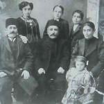 Armenian family - Kesaria 1912