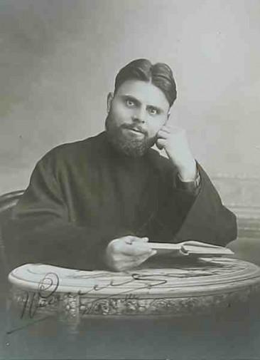 Father G. Sarkissian