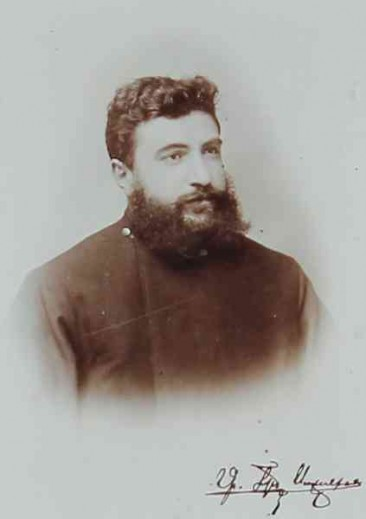Father G. Sazounian