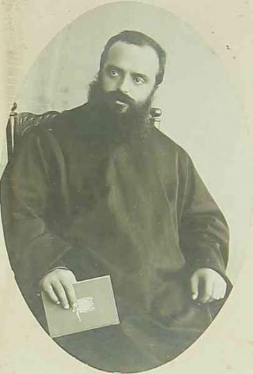 Father Torkom Kouchakian – Sebastia 1908