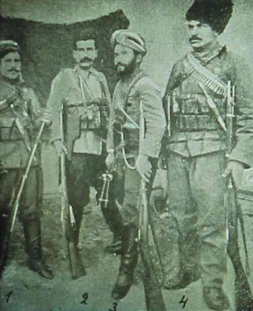 Fedayeen from Akhlat